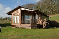 Log Cabin Mobile Home Chalet 40 x 20 x 2 bed