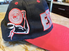 ExTe (Timber Bunks / Tensioners) Bicep Muscle Snapback Hat RETRO 1980's Sweden