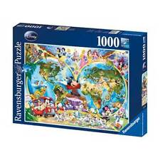 Ravensburger - Disney World Map Puzzle 1000 pieces NEW jigsaw