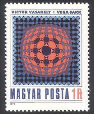 UNGHERIA 1979 ART/SCACCHI/Sport/PITTURA/PITTORI/Artisti/PEOPLE 1 V (n28459)