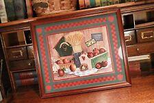 Home Interior Fresh Apple Pie - Signed Maru Boa?