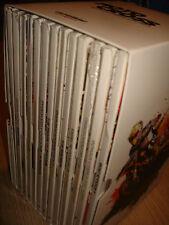 OPERA COMPLETA BOX COFANETTO + 14 DVD MOTOCROSS VELOCITA' FANGO E GLORIA