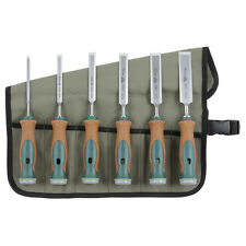 Stubai Set Scalpelli 3K Sughero Professionale 6pz Legno set scalpelli DT701399