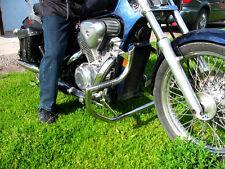 Honda Shadow Vt O Vlx 600 C Crash Bar Motor guardia con construido en Estriberas