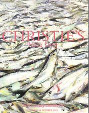 CHRISTIE'S HK 20th Century Chinese Art Wu Guanzhong Zhao Wuji Auction Catalog 03