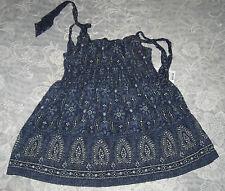 Ralph Lauren Girls 2 PC Summer Set Dress Paisley Print Underpants 24M MSRP $50