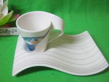 Espressotasse 2 tlg  New Wave  Eisvogel von Villeroy & Boch