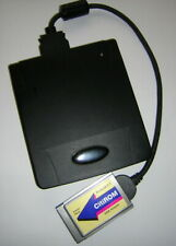 CitiROM PCMCIA CD-ROM Drive External with Adapter PC Card Windows 95 98