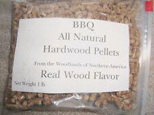 BBQ Hickory-Mesquite  Wood Pellets [2] 1 lb Bags