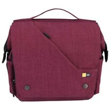 Case Logic Reflexion Messenger Bag  - FLXM-101 P BNWT Pomegranate