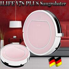 ILIFE V7S Plus Smart Saugroboter Staubsauger Nasswisch Vakuum Reinigung IR Clean