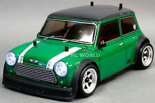 ABC Hobby 1/10 RC Car FWD BMW MINI COOPER RACING L.E.D Lights -Ready To Run-