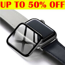 For Apple iWatch Series 1 2 3 4 5 TPU FILM Full Screen Protector 38/40/42/44mm