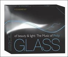 Of Beauty & Light: The Music of Philip Glass [Box Set], New Music