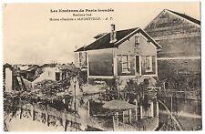 CPA 94 - ALFORTVILLE (Val de Marne) - Maison effondrée à Alfortville.