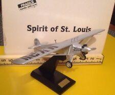 1:32 Danbury Mint SPIRIT OF ST LOUIS Desktop Display 043-002 Plane Wood Airplane