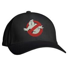 Ghost dos horas Gorra de béisbol, ninguna entrada para sombrero fantasma, diseño bordado