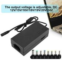 95W Laptop Notebook AC Power Switch Adapter Charger With 8 DC Output Ports GF