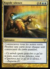 MTG Magic - Discorde - Rapide silence - Rare VF