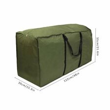 Garden Cushion Store Storage Bag Protector Chair Furniture Patio Seat Bench AA1