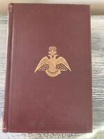 1871 Morals And Dogma - Scottish Rite Of Freemasonry Albert Pike First Edition!!