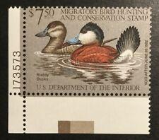 Tdstamps: Us Federal Duck Stamps Scott#Rw48 $7.50 Mint Nh Og P#Single