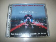 CD - ARTIFICIAL INTELLIGENCE - JOHN WILLIAMS - DOUBLE CD - PROMOTIONAL - SEALED