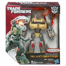 TRANSFORMERS GENERATIONS FALL OF CYBERTRON  VOYAGER GRIMLOCK