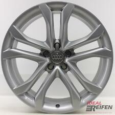 4 Genuine Audi A8 S8 4H 20 inch alloy rims 4H0601025BL 4H0601025J 9x20 ET37