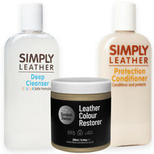 BEIGE Leather Cleaner, Conditioner & Restorer for Sofa, Bags, Shoes, Jacket etc