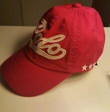 2bca0a8e410e1 Ralph Lauren Girl Classic Sports baseball Pink Cap one size 4-6 years hat