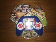 2002 Deluxe Sports Games Electronic Hand Held Baseball Game MGA Entertainment