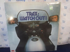 Trax, Watch Out!, Polydor Records PD-1-6117, 1977 SEALED Promo Electronic, Disco