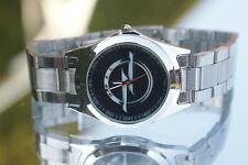 Opel Uhr Armbanduhr Astra Corsa Mokka Zafira Agila Vivaro Adam Tigra clock watch