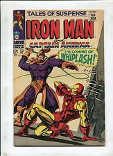 Tales Of Suspense #97 ~ First Whiplash The Coming Of Whiplash! ~ (Grade 7.5)WH