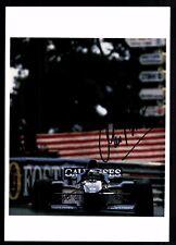 Olivier Panis Original Signiert Formel 1 +G 18433