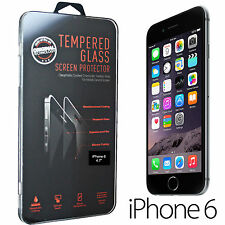 iPhone 6 - IPhone 6s Perfect Clarity Tempered Gorilla Glass Screen Protector NEW