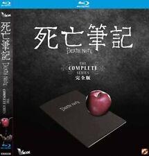 "Fujiwara Tatsuya ""Death Note The Complete Series"" Region A 3 Blu-Ray Box Set"