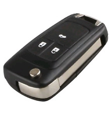 3 Button Remote Flip Car Key blank Shell suitable for Holden Cruze
