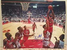 BILLY OWENS Signed Autograph Auto 11x14 Photo Picture Syracuse Orange COA