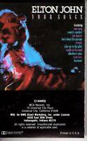 Elton John Your Songs 1985 Hard Classic Rock Roll Cassette Tape Pop