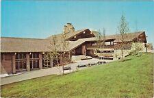 Salt Fork State Lodge located northeast of Cambridge, Ohio on Ohio Route 22