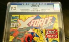 X-Force #11 1st Real Domino CGC 9.2 NM- Deadpool