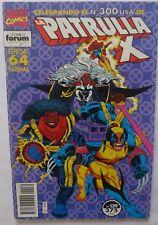 Comic Patrulla X,Nº 139,Marvel Comics,Forum,Especial 64 Paginas.