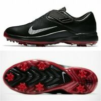 Nike TW '17 Tiger Woods Golf Shoes Black & Red 880955 - Choose Your Size - $200