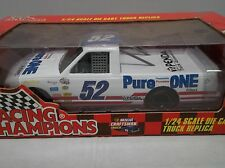 1997 Racing Champions Limited Edition Pure One Racing Chevy Truck 1:24 scale