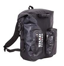 SHAD Zulupack 35L Rear Tail Dry Bag BackPack Waterproof Motorbike