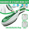 SmoothFinish -Easy Steam Hand Held Clothes Garment Steamer Upright Iron Portable