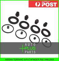 Fits TERRANO III/PATHFINDER R50 - Brake Caliper Cylinder Piston Seal Repair Kit