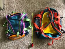 The North Face his/her totes, backpacks, luggage, travel bags